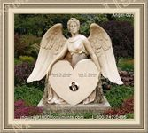 Angel Headstone 022