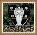 Angel Headstone 057