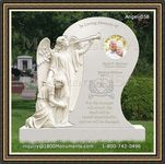 Angel Headstone 058