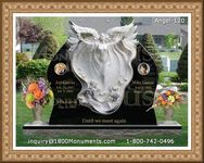 Angel Headstone 120