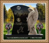 Angel Headstone 130