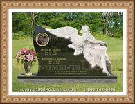 Angel Headstone 140