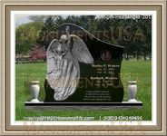 Angel Headstone 201