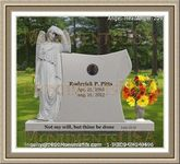 Angel Headstone 209