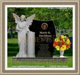 Angel Headstone 210