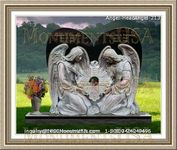 Angel Headstone 213