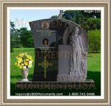 Angel Headstone 220