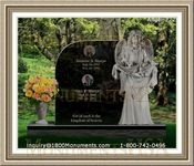 Angel Headstone 222